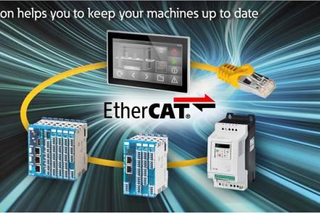 EtherCAT komunikacijski vmesnik za sistem XN300