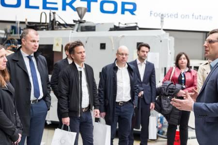 Kolektor gostil prvo srečanje nominiranih podjetij za Delovo podjetniško zvezdo