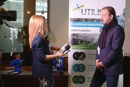 O upravljanju vodnih izgub na konferenci Gubitci vode 2019