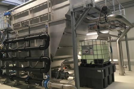Čiščenje industrijskih odpadnih voda s flotacijo